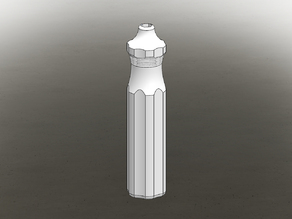 Screwdriver handle for bits