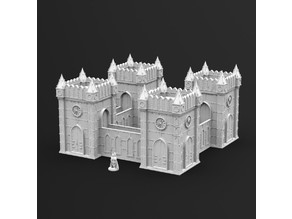 Gothic Tower openLOCK compatible