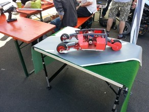 Easy's RC vehicle project