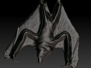 (Fruit) bat pendant