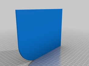 Method to print 2 colors with simple printer - change filament