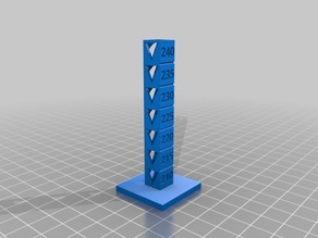 ABS Temperature Tower