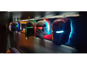 Home Theater Sconce Mask Light