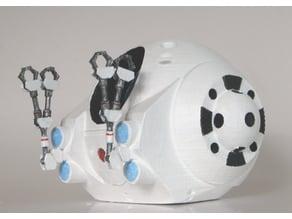 EVA Pod from the movie 2001 A Space Odyssey