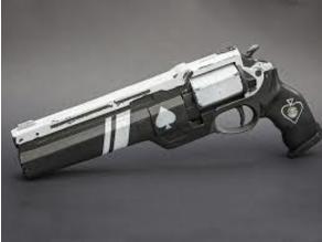 Destiny 2 Ace Of Spades Handcannon
