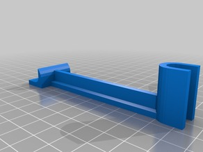 My Customized Tool to level X-axis of Prusa i3 90mm tall