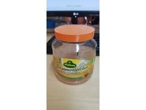 Pickle jar lug lid