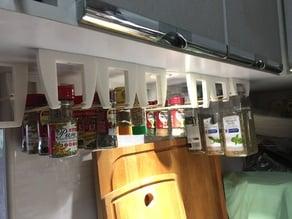 Spice Rack (underhang)