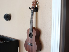 Ukulele/Guitar Wall Mount