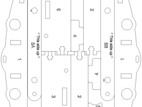 MendelMax Laser Cut Y Axis