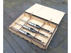 Mortiser chisel box