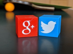 Google+/Twitter