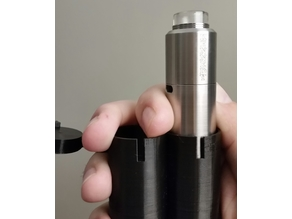 Double Barrel Mech Mod Tube