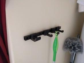 Closet hooks