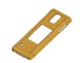 Samsung Galaxy Note 4 Flex-Case  with Cut-Out for insets