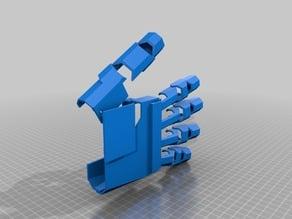 My Customized Gauntlet Glove