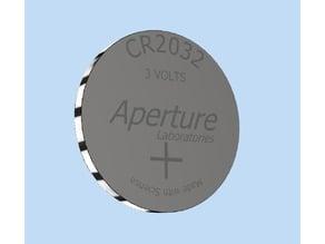 Model - CR2032 Battery