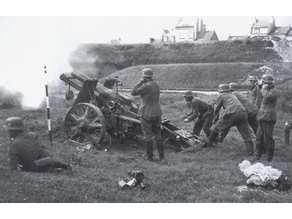 1:100 sIG33 Infantry Gun