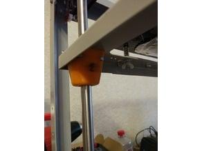 Flyingbear Tornado holder for IGUS LM10UU bearings (bed upgrade)
