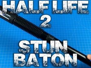 Half Life 2 Stun Baton - MOD