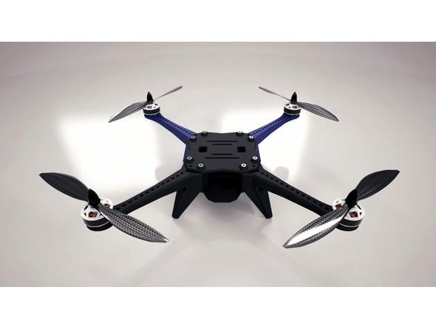 Garud-500 DIY Drone