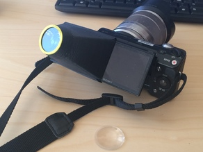 Viewfinder for Sony nex5