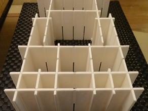 Flexible Drawer/Box Organizer