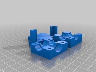 "servo valve for 1/4"" wells plastic valve"