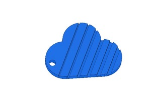 Skycoin Logo Keyring