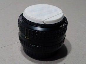 Camera Lens Cap - 48 mm