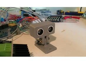 Ultrasonic Sensor HCSR04 Case Stand Mount