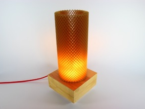 HoneyComb Lamp Shade