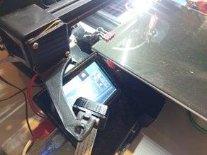 Ender 3 Pi Camera Mount for Stepper Motor