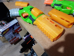 Nerf doublestrike fake cylinder by Z0r4n Jan 5, 2018
