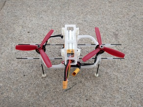Bicopter / Twincopter / Dualcopter
