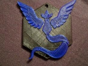 Team Mystic Badge
