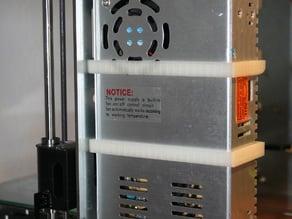 power supply holder for P3Steel