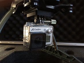 Fixed GoPro Mount for 350 QX Gimbal Attachment
