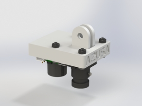 A2USA and W&L CIT PX4Flow mount for Iris