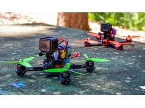 Fpv Racing RR210 Frame - Gopro Action Camera Holder