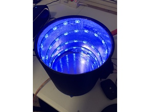 SLA DLP UV cure box