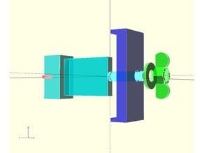 X-Belt Tensioner Anet A8