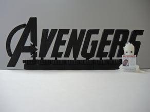 Avengers Rotating Logo