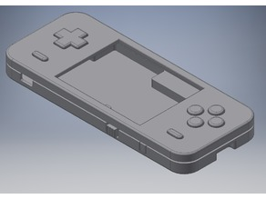 Game Boy Null Case