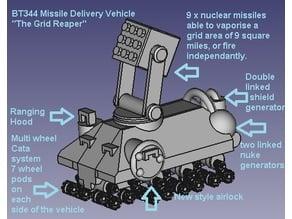 BT 334 Grid Reaper Missile System