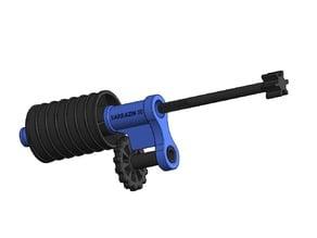 Sarrazin 3D - Dremel 3D45 3rd Party Filament Spool Holder