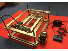 adjustable bed for  K40 Laser