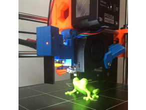 Prusa Nozzle / Bed Light