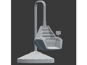 Thrawn's command chair