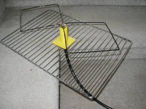 biquad UHF antenna